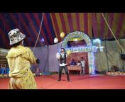 Silchar Popular circus PART-4 funny performance with jokers great Indian talent Gandhi Mala Assam Camera-Roshan Ahmed Watch all the Parts link 5th ...