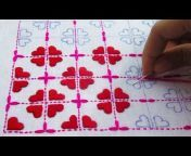 This video about:Hand Embroidery,Nakshi Kantha Design Tutorial,নকশী কাথা সেলাই,নকশী কাথার ডিজাইন,Crafts & Embroidery Welcome to my channel...