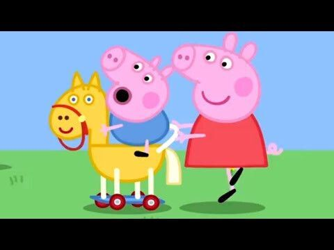 Peppa Pig and George Pig's are enjoying their day out! ☆ Subscribe for more videos: http://bit.ly/PeppaPigYT ☆ Watch more Peppa Pig ...