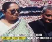 This Kolkata couple always lived on a shoe-string budget so that they don't use their 'World Cup Fund'